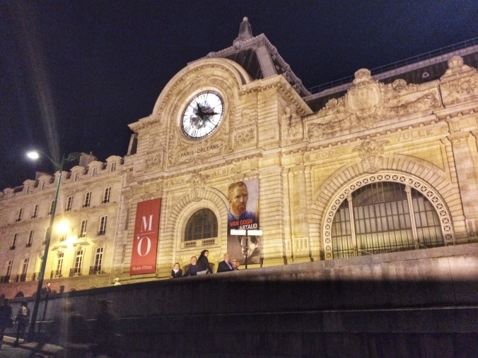 D'Orsay by Night