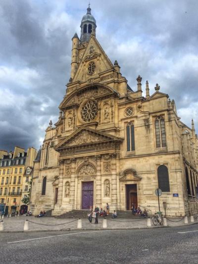 Église Saint Étienne-du-Mont