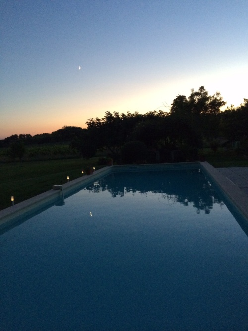 Goodnight, pool.